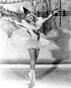 1943 Movies Photos - Wintertime, Sonja Henie, 1943 by Everett
