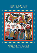 Leif Sodergren - Women Dancing