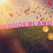 Bright Acrylic Prints - Wonderland Acrylic Print by Casi Wonderland