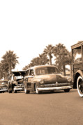 Woodies Art - Woodies in Sepia by Timothy OLeary