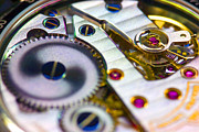 Workings Art - Wrist Watch Interior by Pasieka