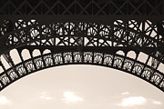 Wrought Iron Print by JAMART Photography