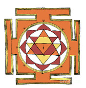 Yantra Posters - Yantra Poster by Photo Researchers