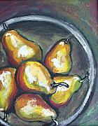 Sarah Crumpler - Yellow Pears