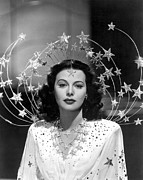 Hedy Framed Prints - Ziegfeld Girl, Hedy Lamarr, 1941 Framed Print by Everett