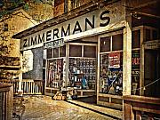 Amish Photos - Zimmermans by Kathy Jennings