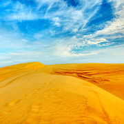 Dunes Prints - Desert Print by MotHaiBaPhoto Prints