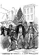 American City Prints - New York: Draft Riots 1863 Print by Granger