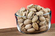 Tasty Photos - Pistachios  by Blink Images