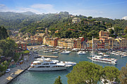 Portofino Italy Photo Framed Prints - Portofino Framed Print by Joana Kruse