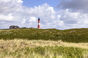 Light House Photo Posters - Sylt Poster by Joana Kruse