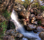 Waterfall Photos - Waterfall by Marc Bittan