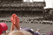 Boston Sox Photo Prints - 100 Years Print by Joann Vitali