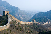 Macjac Prints - 10098 Great Wall of China Print by MacJac