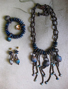 Exotic Jewelry - 11-011 by Lyn Deutsch