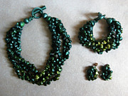 Pinococo Jewelry - 11-017 Forest by Lyn Deutsch