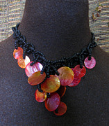Exotic Jewelry - 11-392 Sunburst by Lyn Deutsch