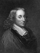 Mathematician Prints - Blaise Pascal (1623-1662) Print by Granger