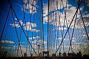 Brooklyn Bridge Prints - Brooklyn Bridge Print by Patrick  Flynn