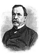 Theory Prints - Louis Pasteur, French Chemist Print by Science Source