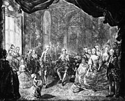 Betrothal Prints - Louis Xvi (1754-1793) Print by Granger