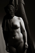 Selfportrait Photos - Nude by Charlotte Moss