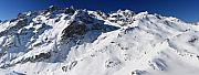 Snowboard Framed Prints - Serre Chevalier in the French Alps Framed Print by Pierre Leclerc