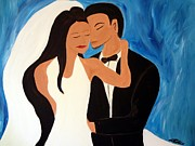 Tuxedo Originals - Wedding Couple by Carlos Alvarado