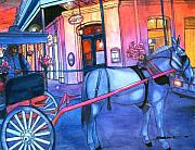 New Orleans Pastels Prints - 113 Print by John Boles