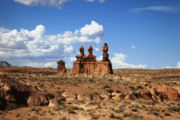 Red Rock Photos - Goblin Valley by Mark Smith