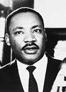 Reformer Framed Prints - Martin Luther King, Jr Framed Print by Granger