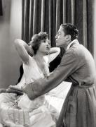 Negligee Prints - Silent Film Still: Couples Print by Granger