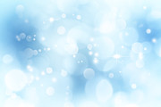 Light Blue Photos - Abstract background by Les Cunliffe