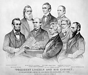 Caleb Prints - Emancipation Proclamation Print by Granger