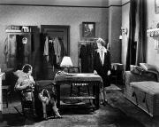 Dressing Room Prints - Silent Film Still: Women Print by Granger