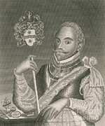 Francis Posters - Sir Francis Drake, English Explorer Poster by Photo Researchers