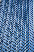 Sightsee Prints - Tokyo Buildings Print by Bill Brennan - Printscapes