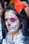 Day Of The Dead - Dia de los Muertos - Day of the Dead 10 15 11 by Robert Ullmann