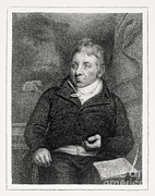History Of Science Prints - Edward Jenner, English Microbiologist Print by Science Source