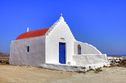Greece Photo Prints - Mykonos Print by Joana Kruse