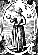 1493 Photos - Paracelsus, Swiss Polymath by Science Source