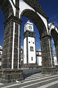 Framing Framed Prints - Ponta Delgada - Azores Framed Print by Gaspar Avila