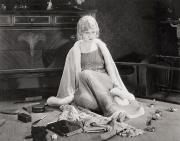 Dressing Room Prints - Silent Film Still: Woman Print by Granger