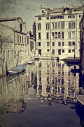 Left Alone Prints - Venezia Print by Joana Kruse