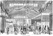 Centennial Fair, 1876 Print by Granger