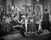Fez Prints - Silent Film Still: Dancing Print by Granger