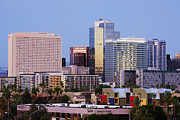 Az Photo Framed Prints - City Skyline Framed Print by Jeremy Woodhouse