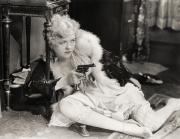 Negligee Prints - Silent Film Still: Woman Print by Granger