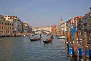 Peaceful Scene Framed Prints - Venice - Italy Framed Print by Joana Kruse