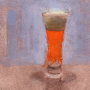 Food Still Life Prints - RCNpaintings.com Print by Chris N Rohrbach